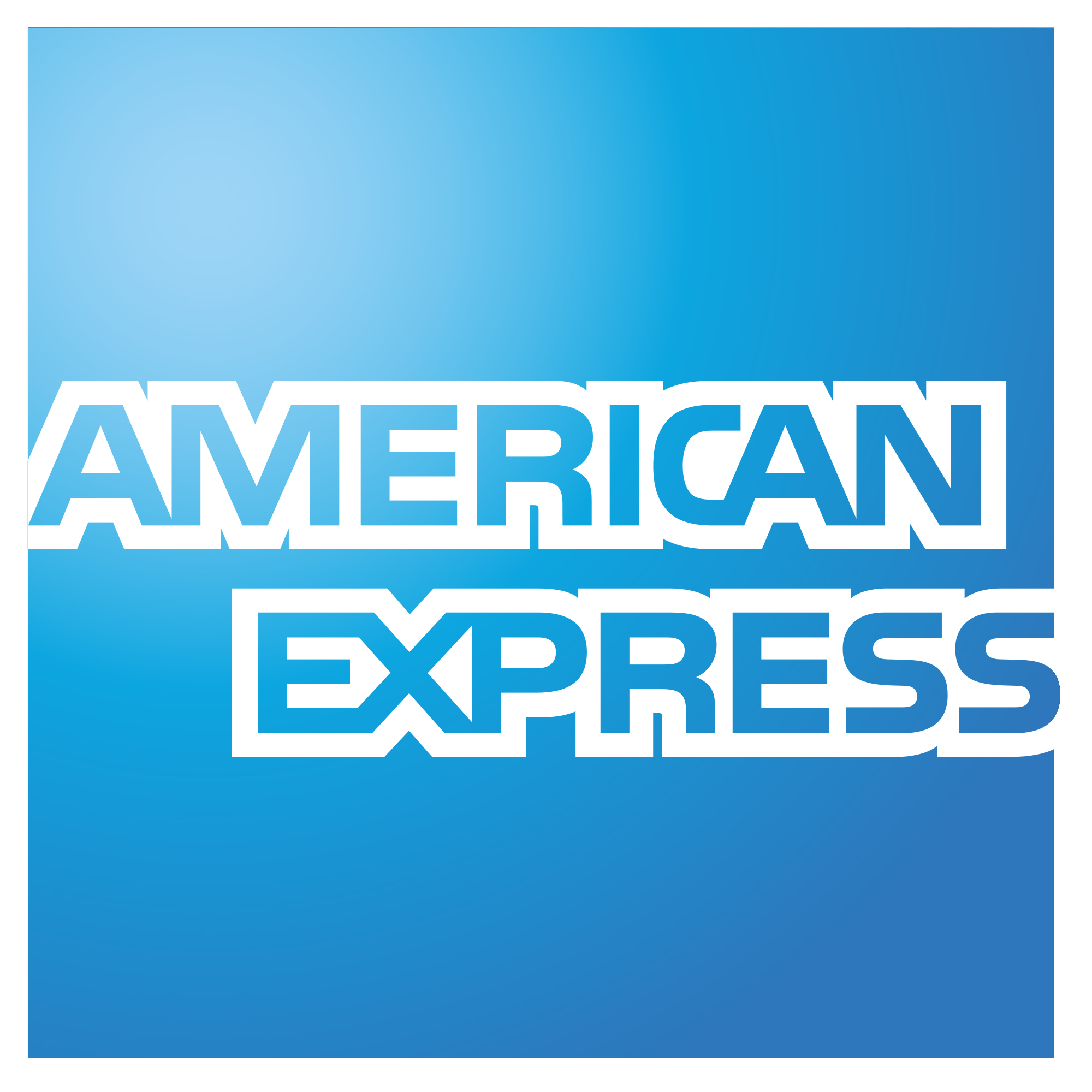 We accept American Express