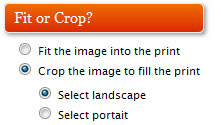 Crop Options