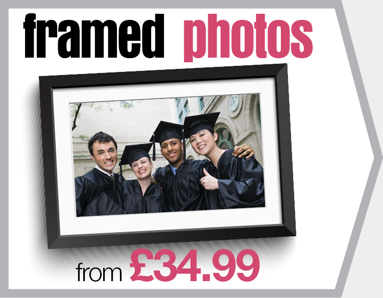 Framed Photos from £34.99