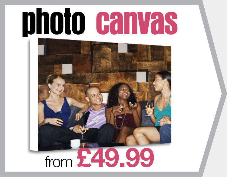 Photo Canvas £49.99