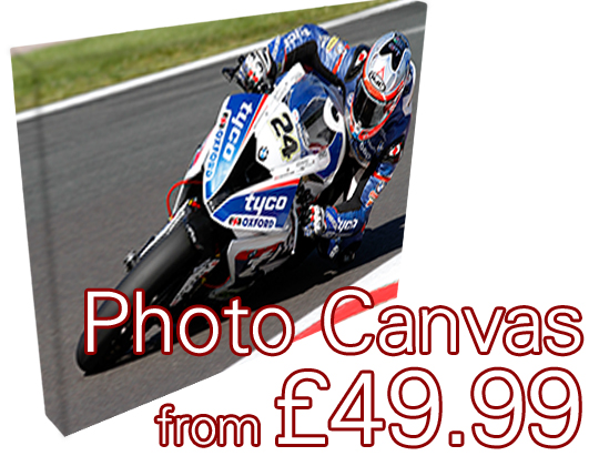 Photo Canvases from £49.99